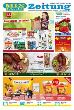 Mix Markt Katalog ( Läuft morgen ab)