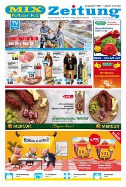 Mix Markt Katalog ( 2 Tage übrig)