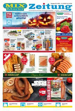 Angebote von Supermärkte im Mix Markt Prospekt ( 3 Tage übrig)