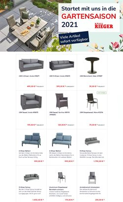Möbel Rieger Katalog ( Vor 3 Tagen )
