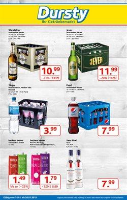 Angebote von Dursty im Dortmund Prospekt