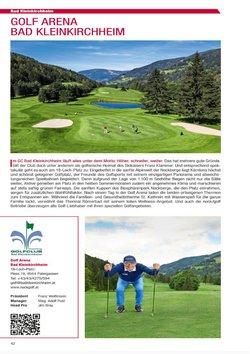 Angebote von Arena im GolfHouse Prospekt ( Mehr als 30 Tage)