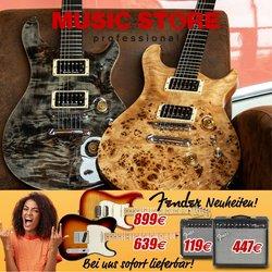Music Store Katalog ( Abgelaufen )