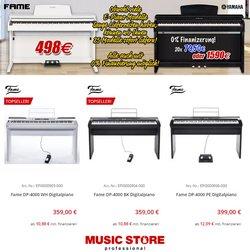 Music Store Katalog ( Läuft morgen ab )