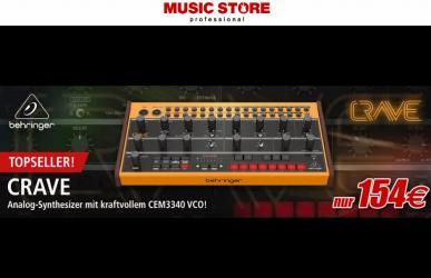 Angebote von Music Store im Music Store Prospekt ( 4 Tage übrig)