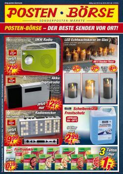 Posten Börse Katalog ( 2 Tage übrig)