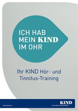 Angebote von Optiker und Hörzentren im Kind Hörgeräte Prospekt in Berlin ( Mehr als 30 Tage )