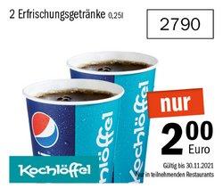 Angebote von Restaurants im Kochlöffel Prospekt ( Mehr als 30 Tage)