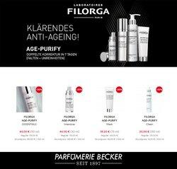 Angebote von Drogerien und Parfümerien im Parfümerie Becker Prospekt in Frankfurt am Main ( Vor 2 Tagen )