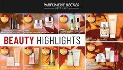 Angebote von Parfümerie Becker im Parfümerie Becker Prospekt ( 8 Tage übrig)