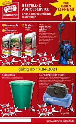 Angebote von Baumärkte und Gartencenter im Sonderpreis Baumarkt Prospekt in Berlin ( 3 Tage übrig )