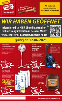 Sonderpreis Baumarkt Katalog ( Gestern veröffentlicht)