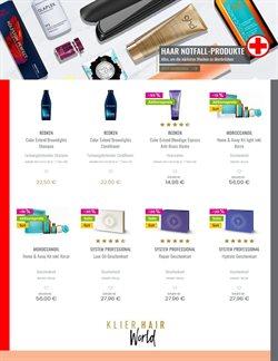 Angebote von Drogerien und Parfümerien im Klier Prospekt in Hamburg ( Gestern veröffentlicht )