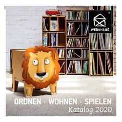 Werkhaus Katalog in Berlin ( Mehr als 30 Tage )