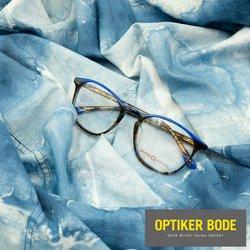 Angebote von Optiker und Hörzentren im Optiker Bode Prospekt ( Neu)