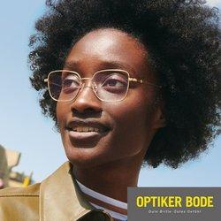 Angebote von Optiker und Hörzentren im Optiker Bode Prospekt ( Läuft heute ab)