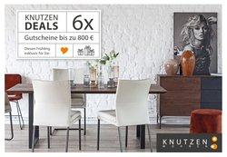 Knutzen Wohnen Katalog ( Läuft heute ab )