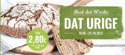 Angebote von Dat Backhus im Hamburg Prospekt