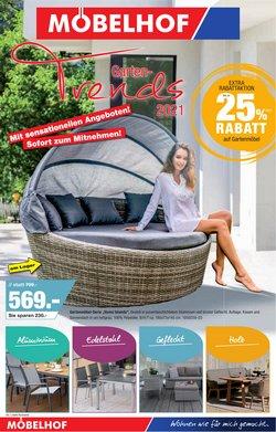 Angebote von Möbelhof im Möbelhof Prospekt ( 7 Tage übrig)