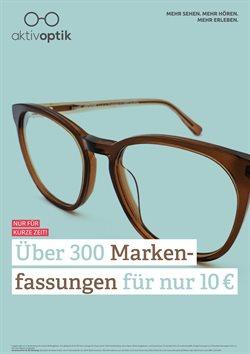 Angebote von Optiker und Hörzentren im Aktiv Optik Prospekt in Kaiserslautern ( Gestern veröffentlicht )