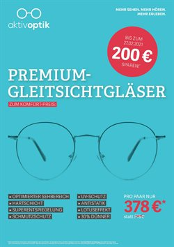 Angebote von Optiker und Hörzentren im Aktiv Optik Prospekt in Berlin ( Läuft morgen ab )