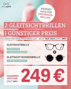 Angebote von Optiker und Hörzentren im Aktiv Optik Prospekt ( 7 Tage übrig)