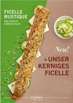 Angebote von Restaurants im Le Crobag Prospekt in Berlin