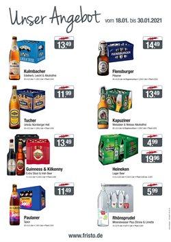 Fristo Getränkemarkt Katalog ( Abgelaufen )