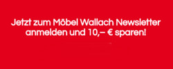 Angebote von Möbel Wallach im Celle Prospekt