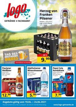 Logo Getränkemarkt Katalog ( Läuft morgen ab )
