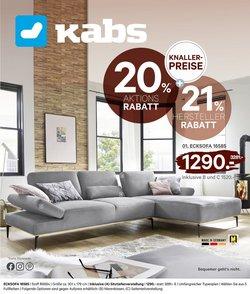 Kabs Polsterwelt Katalog ( 14 Tage übrig )