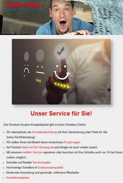 Scheiben-Doktor Katalog ( 2 Tage übrig )