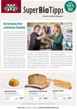 Angebote von Biomärkte im Superbiomarkt Prospekt ( 11 Tage übrig )