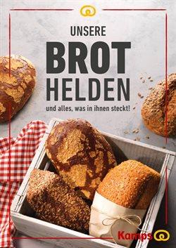 Bäckerei Kamps Katalog ( 8 Tage übrig )