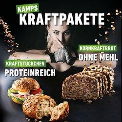 Angebote von Restaurants im Bäckerei Kamps Prospekt ( 7 Tage übrig)