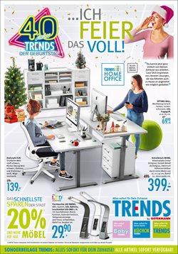 Trends Möbel Katalog ( 3 Tage übrig )