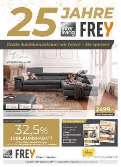Angebote von Frey im Frey Prospekt ( 2 Tage übrig)