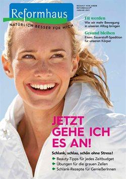 Reformhaus Bacher Katalog ( Abgelaufen )