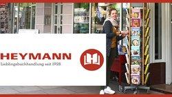 Heymann Bücher Katalog ( Abgelaufen )