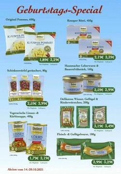 Angebote von Biomärkte im LPG Biomarkt Prospekt ( Läuft morgen ab)