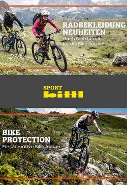 Angebote von Sportgeschäfte im Bittl Sport Prospekt ( 2 Tage übrig )