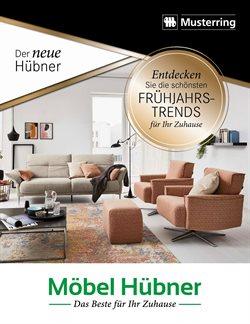 Möbel Hübner Katalog ( Mehr als 30 Tage )