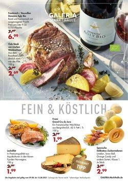 Angebote von Restaurants im DINEA Prospekt ( Gestern veröffentlicht)