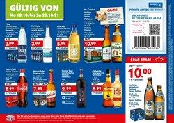 Angebote von Hol'ab Getränkemarkt im Hol'ab Getränkemarkt Prospekt ( Gestern veröffentlicht)