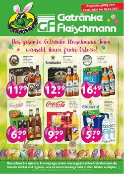 Getränke Fleischmann Katalog ( Abgelaufen )