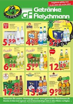 Getränke Fleischmann Katalog ( 2 Tage übrig )