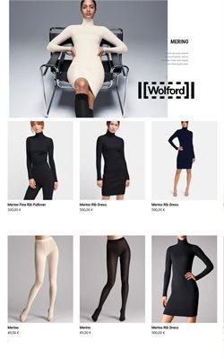 Angebote von Kleidung, Schuhe und Accessoires im Wolford Prospekt in Frankfurt am Main ( Läuft morgen ab )