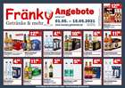 Fränky Getränke Katalog ( 4 Tage übrig )