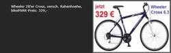 Angebote von bikePark Berlin im Berlin Prospekt