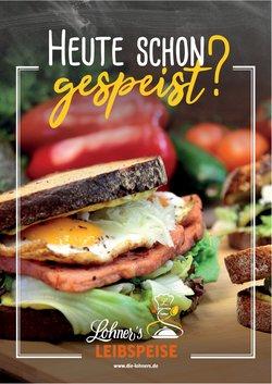 Angebote von Restaurants im Die Lohners Prospekt ( Mehr als 30 Tage)